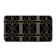Simple Art Deco Style Art Pattern Medium Bar Mats by Nexatart