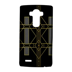 Simple Art Deco Style Art Pattern Lg G4 Hardshell Case by Nexatart
