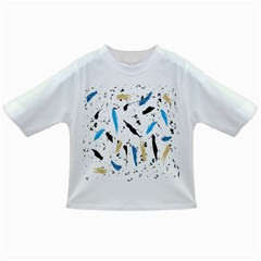 Abstract Image Image Of Multiple Colors Infant/toddler T Shirts