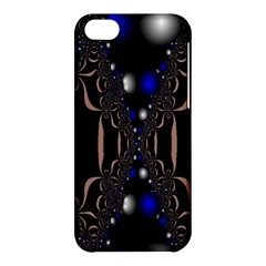 An Interesting Mix Of Blue And Other Colours Balls Apple Iphone 5c Hardshell Case by Nexatart