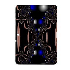 An Interesting Mix Of Blue And Other Colours Balls Samsung Galaxy Tab 2 (10 1 ) P5100 Hardshell Case  by Nexatart