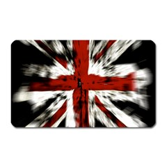 British Flag Magnet (rectangular) by Nexatart