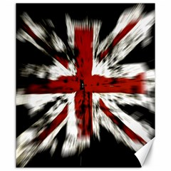 British Flag Canvas 20  X 24   by Nexatart
