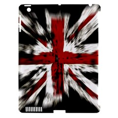 British Flag Apple Ipad 3/4 Hardshell Case (compatible With Smart Cover) by Nexatart