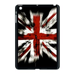 British Flag Apple Ipad Mini Case (black) by Nexatart