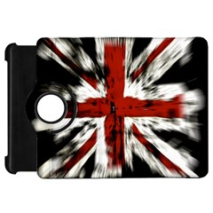 British Flag Kindle Fire Hd 7  by Nexatart