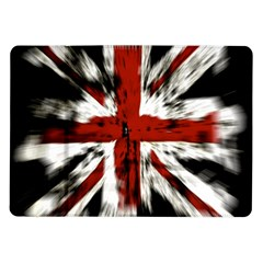 British Flag Samsung Galaxy Tab 10 1  P7500 Flip Case by Nexatart