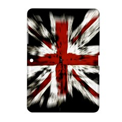 British Flag Samsung Galaxy Tab 2 (10 1 ) P5100 Hardshell Case  by Nexatart
