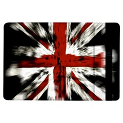 British Flag Ipad Air Flip by Nexatart