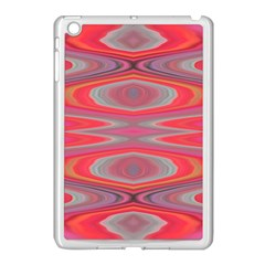 Hard Boiled Candy Abstract Apple Ipad Mini Case (white) by Nexatart