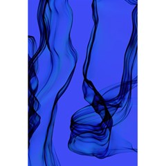 Blue Velvet Ribbon Background 5 5  X 8 5  Notebooks by Nexatart