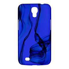 Blue Velvet Ribbon Background Samsung Galaxy Mega 6 3  I9200 Hardshell Case by Nexatart