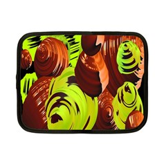 Neutral Abstract Picture Sweet Shit Confectioner Netbook Case (small)  by Nexatart