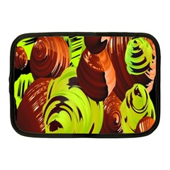Neutral Abstract Picture Sweet Shit Confectioner Netbook Case (medium)  by Nexatart