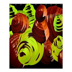 Neutral Abstract Picture Sweet Shit Confectioner Shower Curtain 60  X 72  (medium)  by Nexatart