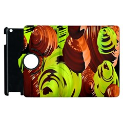 Neutral Abstract Picture Sweet Shit Confectioner Apple Ipad 3/4 Flip 360 Case by Nexatart