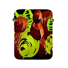 Neutral Abstract Picture Sweet Shit Confectioner Apple Ipad 2/3/4 Protective Soft Cases