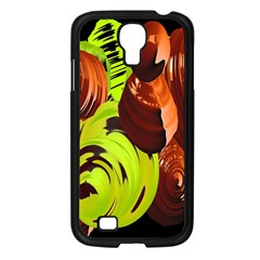Neutral Abstract Picture Sweet Shit Confectioner Samsung Galaxy S4 I9500/ I9505 Case (black) by Nexatart