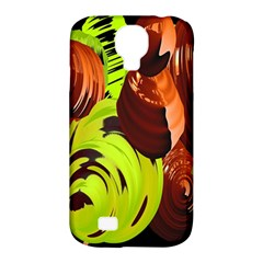 Neutral Abstract Picture Sweet Shit Confectioner Samsung Galaxy S4 Classic Hardshell Case (pc+silicone) by Nexatart