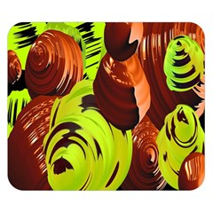 Neutral Abstract Picture Sweet Shit Confectioner Double Sided Flano Blanket (small)  by Nexatart