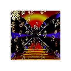 Diamond Manufacture Acrylic Tangram Puzzle (4  X 4 )