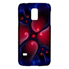 Color Fractal Pattern Galaxy S5 Mini by Nexatart