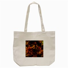 Autumn Colors In An Abstract Seamless Background Tote Bag (cream) by Nexatart