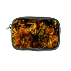 Autumn Colors In An Abstract Seamless Background Coin Purse