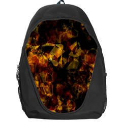 Autumn Colors In An Abstract Seamless Background Backpack Bag by Nexatart