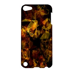 Autumn Colors In An Abstract Seamless Background Apple Ipod Touch 5 Hardshell Case by Nexatart