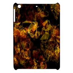 Autumn Colors In An Abstract Seamless Background Apple Ipad Mini Hardshell Case by Nexatart