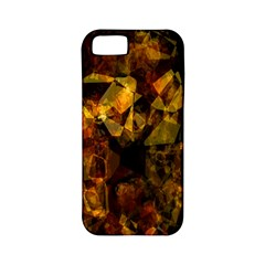 Autumn Colors In An Abstract Seamless Background Apple Iphone 5 Classic Hardshell Case (pc+silicone) by Nexatart