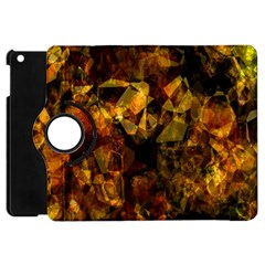 Autumn Colors In An Abstract Seamless Background Apple Ipad Mini Flip 360 Case by Nexatart