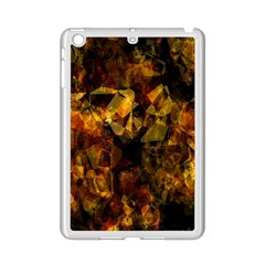 Autumn Colors In An Abstract Seamless Background Ipad Mini 2 Enamel Coated Cases