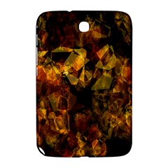 Autumn Colors In An Abstract Seamless Background Samsung Galaxy Note 8.0 N5100 Hardshell Case  by Nexatart