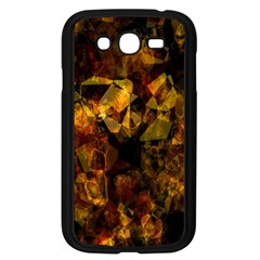 Autumn Colors In An Abstract Seamless Background Samsung Galaxy Grand Duos I9082 Case (black) by Nexatart