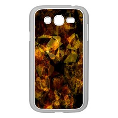 Autumn Colors In An Abstract Seamless Background Samsung Galaxy Grand Duos I9082 Case (white) by Nexatart