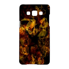 Autumn Colors In An Abstract Seamless Background Samsung Galaxy A5 Hardshell Case  by Nexatart