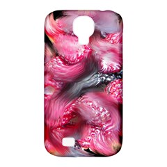 Raspberry Delight Samsung Galaxy S4 Classic Hardshell Case (pc+silicone)