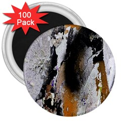 Abstract Graffiti Background 3  Magnets (100 Pack) by Nexatart