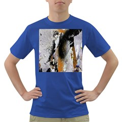 Abstract Graffiti Background Dark T Shirt