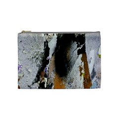 Abstract Graffiti Background Cosmetic Bag (medium)