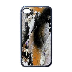 Abstract Graffiti Background Apple Iphone 4 Case (black)