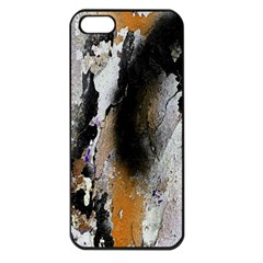 Abstract Graffiti Background Apple Iphone 5 Seamless Case (black)