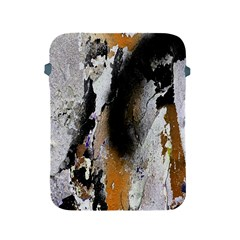 Abstract Graffiti Background Apple Ipad 2/3/4 Protective Soft Cases by Nexatart