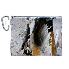 Abstract Graffiti Background Canvas Cosmetic Bag (xl) by Nexatart