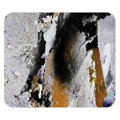 Abstract Graffiti Background Double Sided Flano Blanket (small)