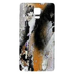 Abstract Graffiti Background Galaxy Note 4 Back Case by Nexatart