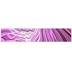 Light Pattern Abstract Background Wallpaper Flano Scarf (large)