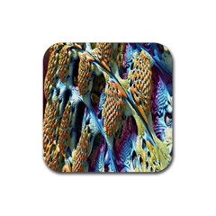 Background, Wallpaper, Texture Rubber Square Coaster (4 Pack)  by Nexatart